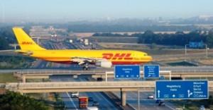 DHLはライプチヒから業務を再開