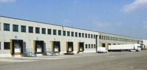 イタリア郵船航空サービス新本社