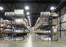 KWEカナダがトロント郊外に大型倉庫