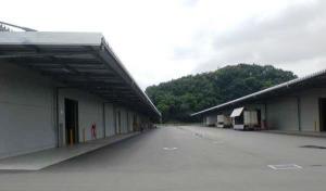 日本ロジテムの嵐山営業所