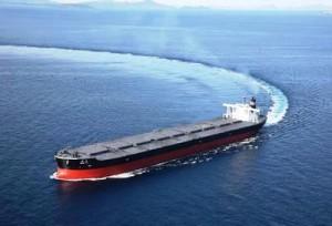 25万重量トン型鉱石船「BAO FU」(宝富)