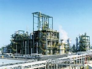 ウベケミカルズアジア社のカプロラクタム製造設備
