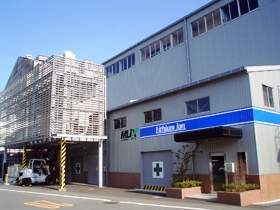 リチウム二次電池量産実証工場