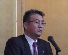 SBSグループの鎌田代表
