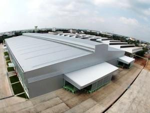 タイの新工場