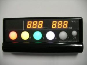 TK-735無線ピッキング表示器