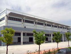 華南国際物流中心にある同社深セン保税物流センター