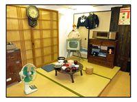 昭和レトロな部屋