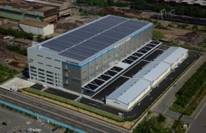 丸全昭和運輸初の関西の3PL拠点「堺倉庫営業所」