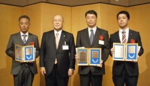 「2013年度ロジスティクス大賞」表彰式