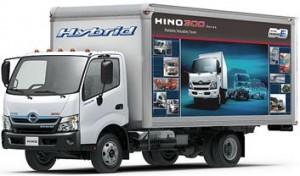 HINO300シリーズ ハイブリッド