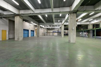 倉庫スペース(リニューアル前)