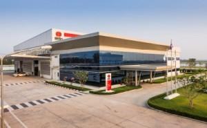 新東工業タイ新工場