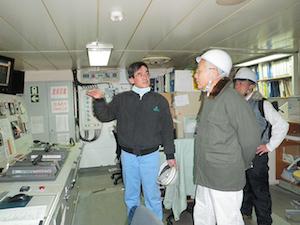 日本郵船、冬季安全キャンペーンを実施