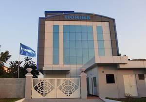 堀場製作所、インドで試薬工場竣工、物流最適化
