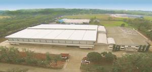 極東開発、インドネシア工場が竣工