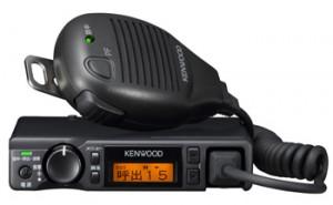 JVCケンウッド、車載型UHFデジタル簡易無線機発売