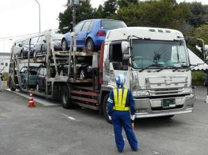 宇都宮国道事務所、違反特殊車両の指導1年で28台