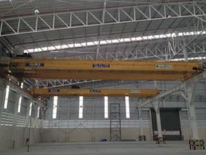 フジトランス、タイ・レムチャバン地区に倉庫建設(倉庫内部)