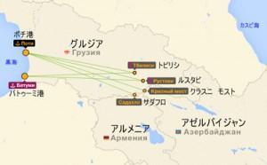ビィ・フォアード、西アジアの物流ルート開拓で輸出急増