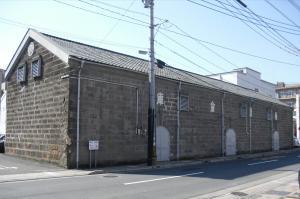 鹿児島市、石造倉庫を景観重要建造物に指定