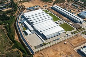住友ゴム、タイに農業機械用タイヤ工場を開設