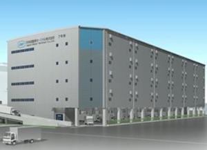 日本自動車ターミナル、京浜TTで新7号棟に着工