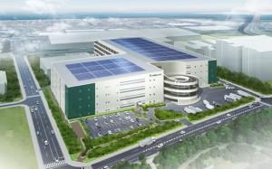 プロロジス、大阪の新施設でコイズミ物流と竣工前契約