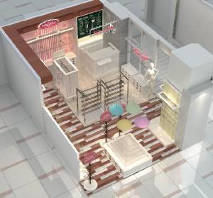 台北市に出展する1号店のイメージ