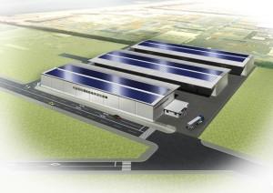 丸全昭和運輸、鹿島地区に3棟構成の新倉庫竣工