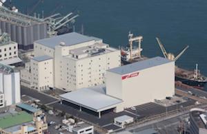 日清製粉、福岡工場が稼働、九州の生産集約を完了