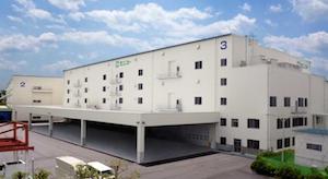 センコー、滋賀県に医薬品対応の新倉庫完成