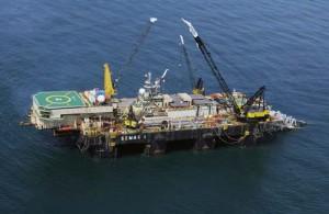 国際帝石、豪州LNGプロジェクトでパイプラインの敷設開始