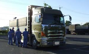関東運輸局、特別街頭検査で6台に改善措置命令