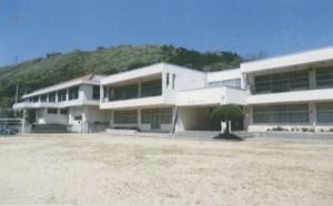 旧佐野小学校(出所:徳島県三好市)