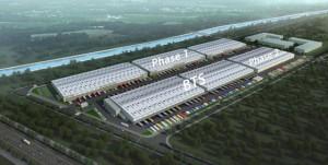 プロロジス、中国で徳邦物流向け物流施設を開発