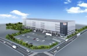 大和ハウス、千葉県富里市でBTS型物流施設に着工