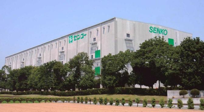 センコー、北関東ロジセンターに新物流施設棟を竣工