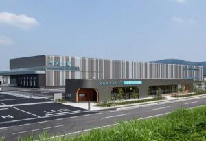 モンテール、岡山県に西日本初の生産物流拠点開設