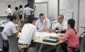 商船三井、海外法人・本社の次世代幹部研修を開講