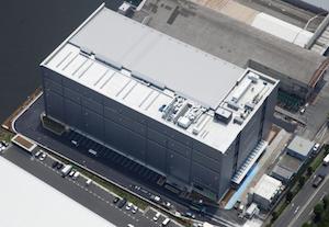 渋沢倉庫、横浜市の再開発倉庫が稼働