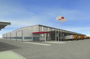 上組、インドネシアに倉庫会社を設立