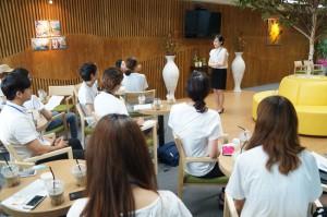 韓国・釜山港湾公社、学生50人招き「釜山港LOVE体験」