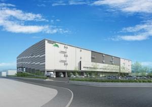 GLP、千葉県八千代市で大型物流施設の起工式