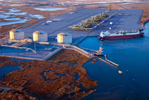 日本郵船、米キャメロンLNGプロジェクトに出資