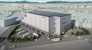 オリックス、OTTロジスティクス専用施設を開発