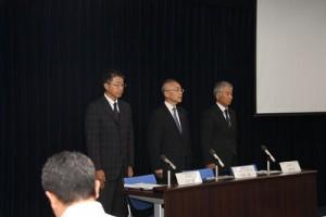 日本郵船、LNG船重大事故想定し対応訓練02