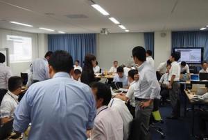 日本郵船、LNG船重大事故想定し対応訓練