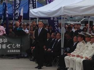 日本船主協会、海賊対処部隊の帰国に感謝の意