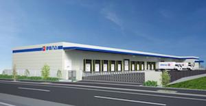 伊藤ハム、神戸市に新拠点、県内物流4拠点を統合